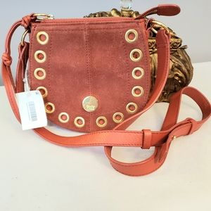 See by Chloe Kriss Mini Crossbody Sand NWT